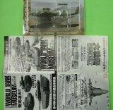 タカラトミー 1/144  ワールドタンクミュージアム 大戦略エディション AH-1Sコブラ(機銃カバーなし)二色迷彩 外箱なし