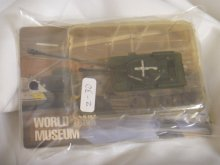 他の写真1: タカラトミー 1/144  ワールドタンクミュージアム02 JS-2mスターリン重戦車(対空識別) 箱無し