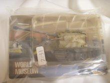 他の写真1: タカラトミー 1/144  ワールドタンクミュージアム02 ヘッツァー軽駆逐戦車(冬季) 箱無し