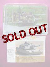 タカラトミー 1/144  ワールドタンクミュージアム06 101.M1A2 エイブラムス・デザート迷彩 外箱無し