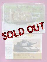タカラトミー 1/144  ワールドタンクミュージアム06 104.M1A1(プラス) エイブラムス・デザート迷彩 外箱無し