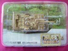 他の写真2: タカラトミー 1/144  ワールドタンクミュージアム06 104.M1A1(プラス) エイブラムス・デザート迷彩 外箱無し