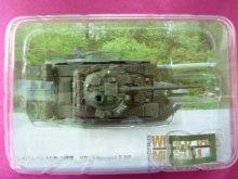 他の写真2: タカラトミー 1/144  ワールドタンクミュージアム06 106.T-80U・単色迷彩 外箱無し