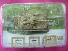 他の写真2: タカラトミー 1/144  ワールドタンクミュージアム06 114.メルカバ Mk.III(バズ)・デザート迷彩 外箱無し