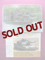 タカラトミー 1/144  ワールドタンクミュージアム06 99.M1A2 エイブラムス・NATO迷彩 外箱無し