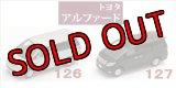 Nゲージ(1/150) カーコレクション vol.8 ミニバン編 トヨタ アルファード 銀&黒(126・127)