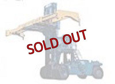 画像2: Nゲージ(1/150) Nジオコレ 特殊車両 TCM株式会社 FD430 薄青(標準色) 外箱なし