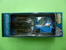 他の写真1: Nゲージ(1/150) Nジオコレ 特殊車両 TCM株式会社 FD430 薄青(標準色) 外箱なし